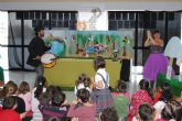 Las actividades del Día del Libro se despiden con cuentacuentos y premios