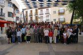 Calasparra celebra 10 años de amistad con Riorges