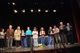 Ana María Estepa Román recoge el premio de poesía Humberto Tenedor