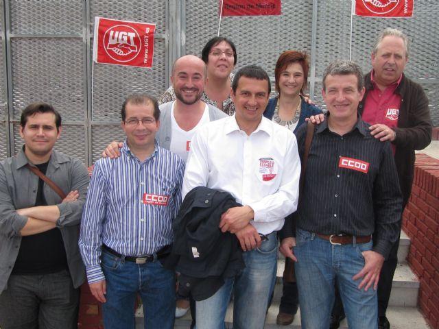IU-Verdes apoya la ILP de CCOO y UGT contra la reforma laboral - 1, Foto 1