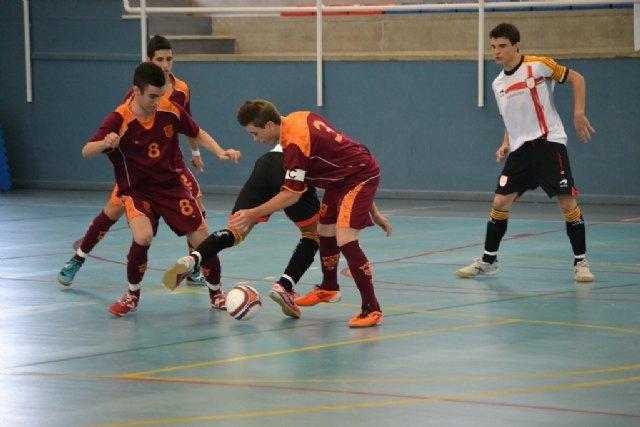 La selección murciana cadete, campeona de España de Fútbol Sala - 3, Foto 3