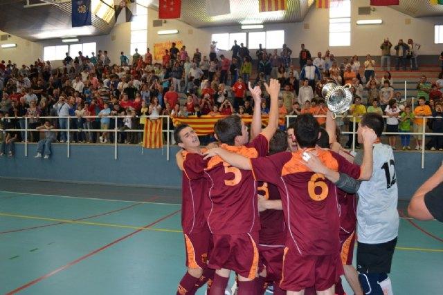 La selección murciana cadete, campeona de España de Fútbol Sala - 4, Foto 4