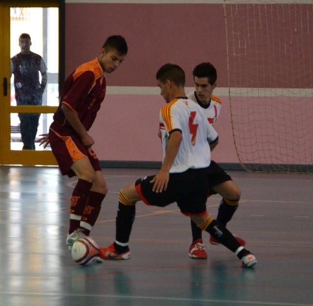 La selección murciana cadete, campeona de España de Fútbol Sala - 5, Foto 5