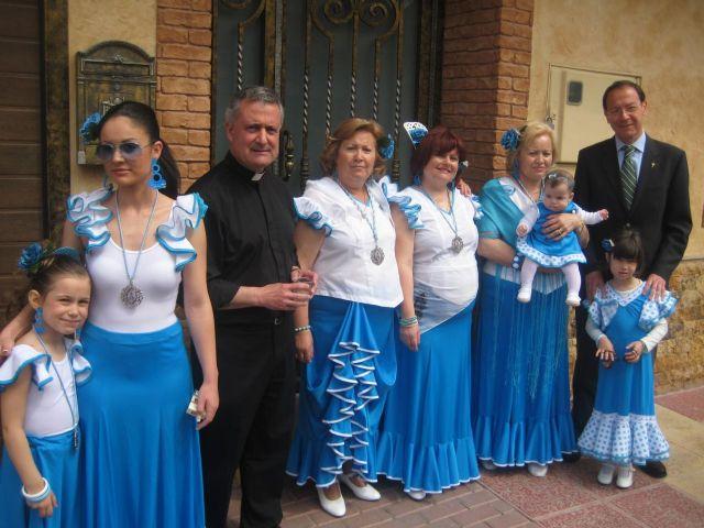 El Alcalde participa en la Fiesta de la Purísima en Sangonera la Verde - 2, Foto 2