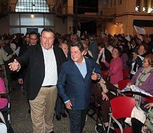 Gran éxito en la presentación de la candidatura Popular en La Unión - 1, Foto 1