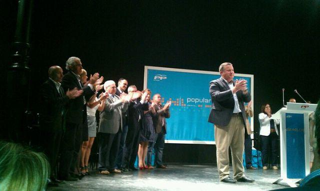 Gran éxito en la presentación de la candidatura Popular en La Unión - 2, Foto 2