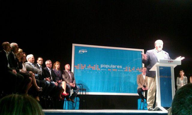 Gran éxito en la presentación de la candidatura Popular en La Unión - 3, Foto 3