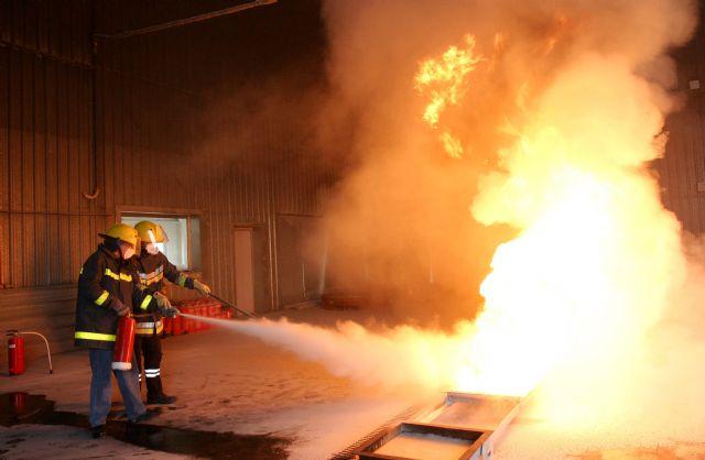 El Centro Tecnológico del Metal y CIDEMCO hallan un agente extintor específico para las cocinas industriales - 1, Foto 1