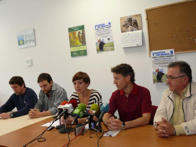 El próximo domingo 15 de mayo tendrá lugar la ´I marcha solidaria: ladra, camina y aprende´ - 1, Foto 1