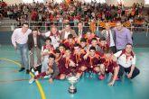 La Selecci�n Murciana gana el Campeonato de Selecciones Sub-16, celebrado en Mazarr�n