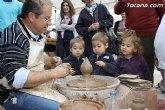 El 'Mercadillo Artesano de La Santa' se celebró el pasado domingo 1 de mayo en las inmediaciones del Santuario