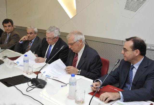 El Campus Mare Nostrum trabajará con el Instituto Universitario Europeo para potenciar su papel en el Mediterráneo - 2, Foto 2