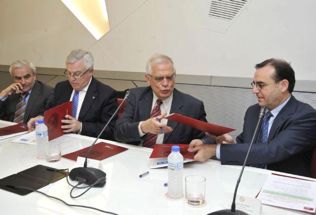 El Campus Mare Nostrum trabajará con el Instituto Universitario Europeo para potenciar su papel en el Mediterráneo - 3, Foto 3