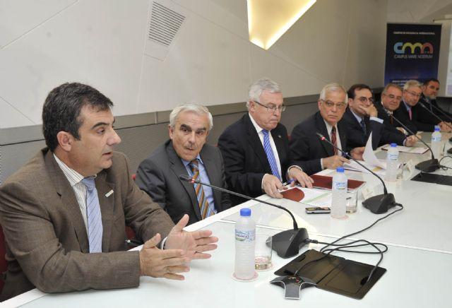 El Campus Mare Nostrum trabajará con el Instituto Universitario Europeo para potenciar su papel en el Mediterráneo - 4, Foto 4
