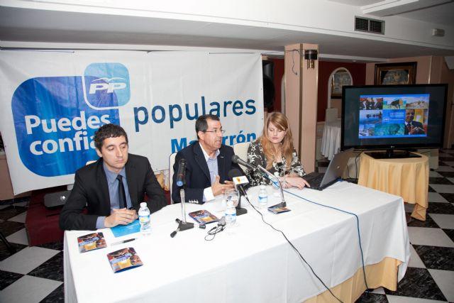 Cruz define Mazarrón como el futuro epicentro turístico de la Región - 1, Foto 1