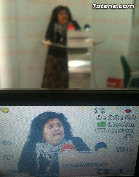 Lola Cano: El programa electoral del PSOE será aprobado el próximo jueves en asamblea extraordinaria, Foto 1