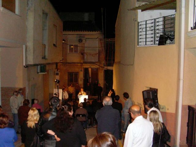 El Partido Popular presentó su candidatura a los vecinos de La Cañá - 1, Foto 1