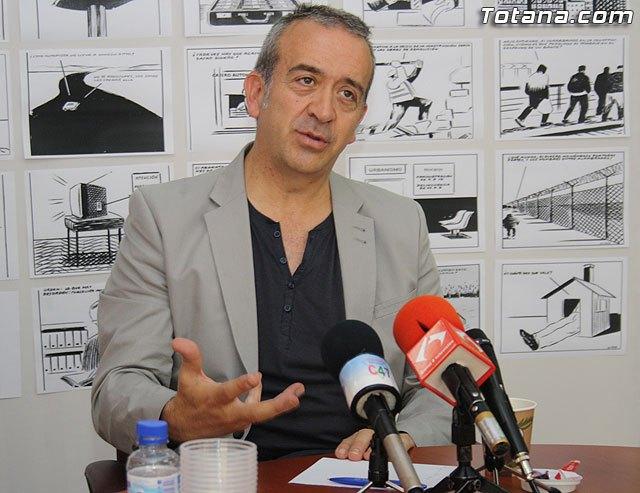Desayuno informativo con el candidato socialista Juan Fco. Otálora, Foto 1