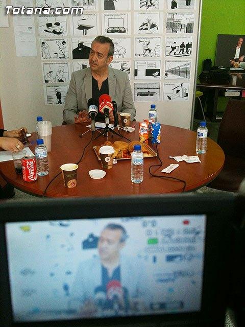 Desayuno informativo con el candidato socialista Juan Fco. Otálora, Foto 2