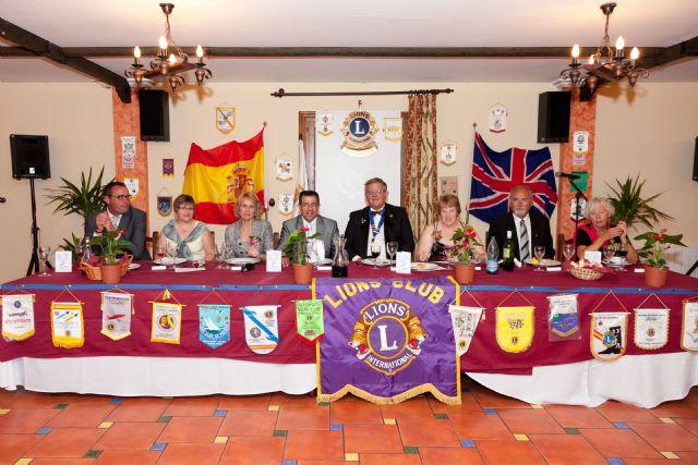 Celebrada la cena anual del Club Lions Bahía de Mazarrón - 1, Foto 1