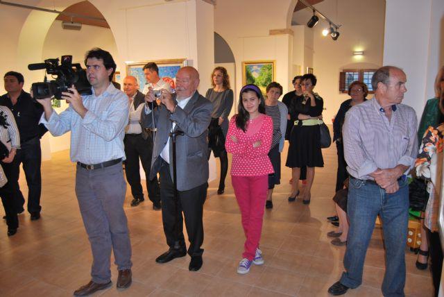 El Pósito acoge una exposición de pinturas de Jesús Gómez, Foto 1