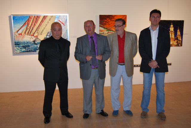 El Pósito acoge una exposición de pinturas de Jesús Gómez, Foto 2