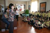 La Alcaldesa acerca a los escolares el funcionamiento del Ayuntamiento