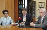 Bernal dice al dejar el Consejo de la Universidad de Murcia que vuelve a la política 'con mucha ilusión'