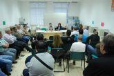La candidata a la alcald�a por el PP se re�ne con los trabajadores de la empresa municipal CEDETO