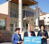 El Partido Popular de Puerto Lumbreras presenta un programa basado en el compromiso social