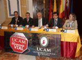 El Consejero de Justicia y Seguridad Ciudadana de la Comunidad Autónoma de la Región de Murcia