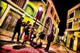 Malvariche presenta su nuevo disco en la fiesta de los mayos, en Alhama de murcia