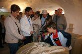 Más de 3.000 personas participaron en el programa de actividades turísticas y culturales en las nuevas casas cueva tematizadas de Puerto Lumbreras