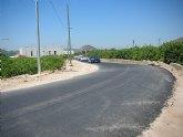 Finalizan las obras del Camino Viejo de Orihuela