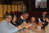 La candidata del PP se re�ne con los alcaldes ped�neos de las diputaciones del norte del municipio