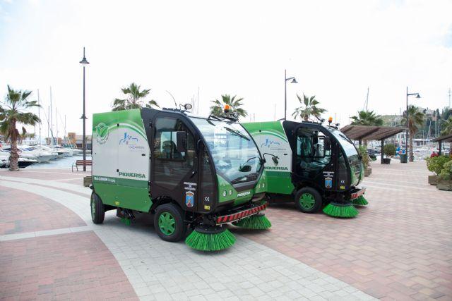 Nueva maquinaria de limpieza para el municipio - 1, Foto 1