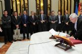 3 catedráticos y 5 profesores titulares de la Universidad de Murcia tomaron posesión
