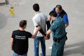 La Guardia Civil desmantela la banda que asaltó a una pareja de ancianos en San Javier