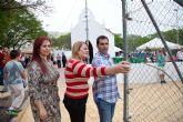 �xito de participaci�n en las fiestas de San Isidro