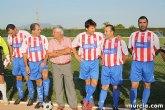Los actos conmemorativos del 50 aniversario del Olímpico continúan mañana jueves con el partido entre los veteranos y el Colegio de Abogados de Murcia