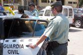 La Guardia Civil detiene a dos personas por el robo con fuerza en una explotación agrícola de Santomera