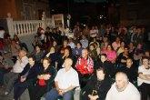 Los vecinos de la Cañada y San José asistieron de forma numerosa a escuchar las propuestas de IU-Verdes
