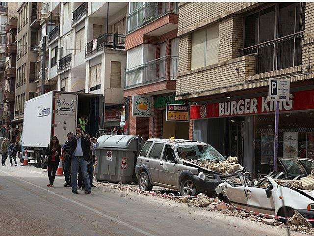 Sanidad garantiza la asistencia sanitaria a los ciudadanos del Área de Salud III de Lorca y a los pacientes del Hospital Rafael Méndez, Foto 1
