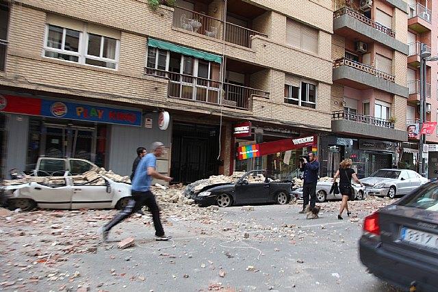 El Gobierno aprobará mañana el Decreto Ley con las ayudas para los afectados por el terremoto de Lorca, Foto 1