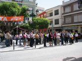 Tres días de luto oficial, un minuto de silencio y suspensión de actos institucionales también en Archena con motivo del trágico terremoto de Lorca