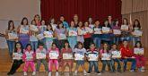 La Red de Bibliotecas de Puerto Lumbreras entrega los premios a los ganadores del concurso 'Detectives de Biblioteca'