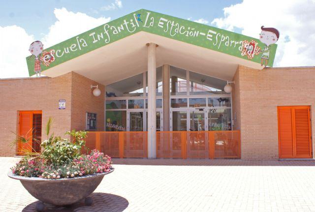 Puerto Lumbreras ofrece apoyo a las familias  Lorquinas a través de la Red  de Guarderías Municipales - 1, Foto 1