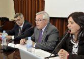 Personal no docente de 13 universidades europeas realiza una estancia formativa en la Universidad de Murcia