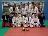 El Judo Club Ciudad de Murcia se proclama Campeón de la 2ª División de Liga Nacional de Judo y la tercera posición en la Liga Junior