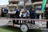 La UCAM exhibe su prototipo de coche solar